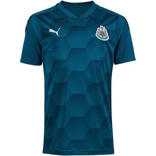 Puma Newcaslte United Home Goalkeeper Shirt 20/21 Kids
