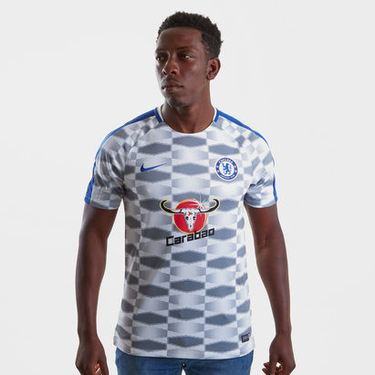 Nike Chelsea FC 17/18 Dry Squad GX Football Training Shirt