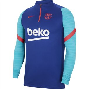 Nike Barcelona Strike Drill Top 20/21 Mens