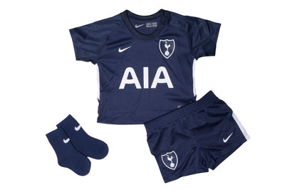 Nike Tottenham Hotspur 17/18 Infant Away Football Kit