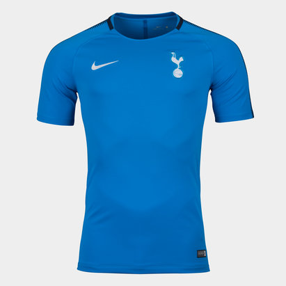 Nike Tottenham Hotspur 17/18 Breathe Squad Football Shirt
