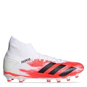 adidas Predator 20.3 Mid Ground Football Boots Mens