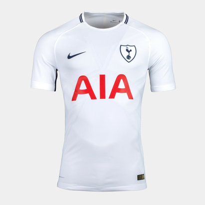 Nike Tottenham Hotspur 17/18 Home S/S Authentic Match Football Shirt