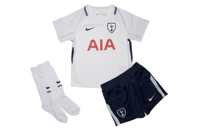 Nike Tottenham Hotspur 17/18 Infant Home Football Kit