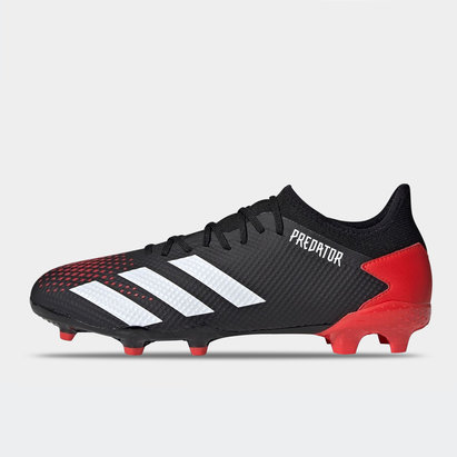 adidas Predator 20.3 Firm Ground Football Boots Juniors