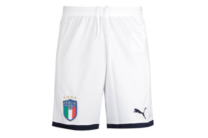 Puma Italy 17/18 Home Replica Football Shorts