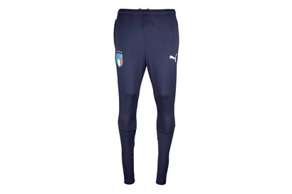 Puma Italy 17/18 Zipped Pocket Football Training Pants