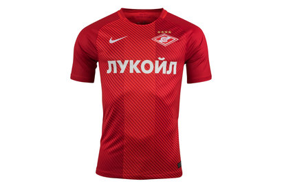 Nike Spartak Moscow 17/18 Home S/S Replica Football Shirt