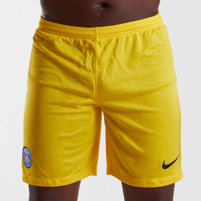Nike Paris Saint-Germain 17/18 Away Stadium Football Shorts