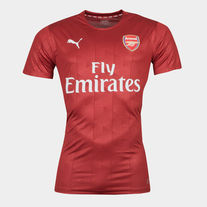 Puma Arsenal 17/18 Stadium S/S Football Shirt