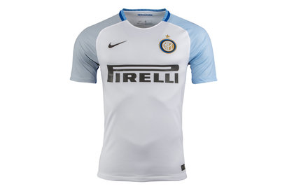 Nike Inter Milan 17/18 Away Replica S/S Football Shirt