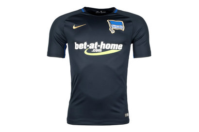 Nike Hertha Berlin 17/18 Away S/S Football Shirt