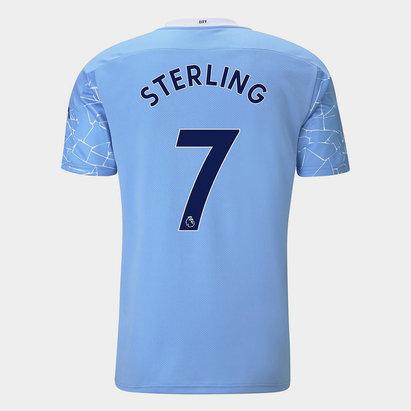 Puma Manchester City Raheem Sterling Home Shirt 20/21 Mens