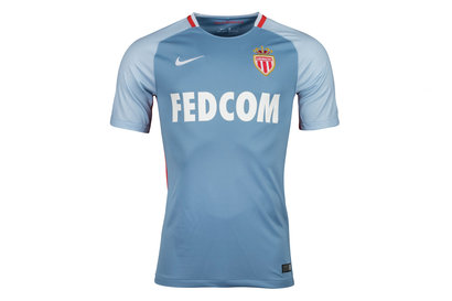 Nike AS Monaco FC 17/18 Away S/S Replica Football Shirt