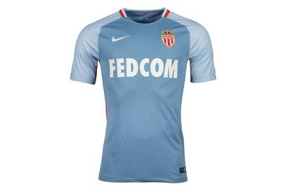 Nike AS Monaco FC 17/18 Away S/S Replica Football Shirt