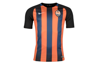 Nike FC Shakhtar Donetsk 17/18 Home S/S Replica Football Shirt