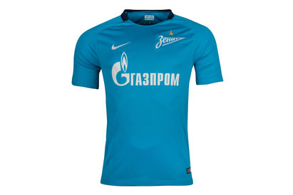 Nike FC Zenit St Petersburg 17/18 Home S/S Replica Football Shirt