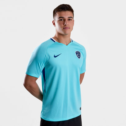 Nike Al-Hilal Saudi FC 17/18 Away S/S Replica Football Shirt