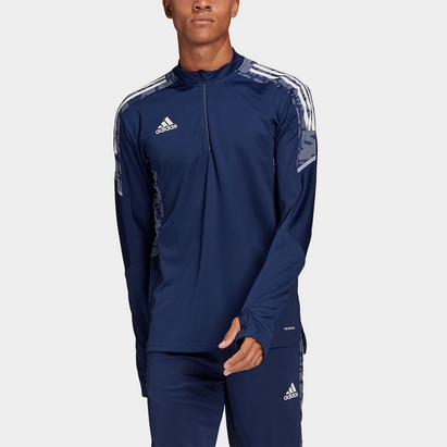 adidas Condition  quarter  Zip Drill Top