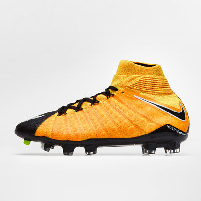 Nike Hypervenom Phantom III Dynamic Fit Kids FG Football Boots