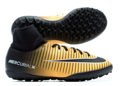 Nike MercurialX Victory VI D-Fit Kids Football Trainers