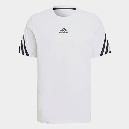 adidas 3S Tape T Shirt Mens
