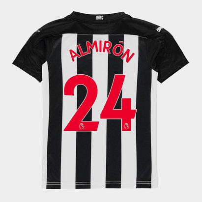 Puma Newcastle United Almiron Home Shirt 20/21 Kids