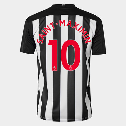 Puma Newcastle United Maximin Home Shirt 20/21 Mens