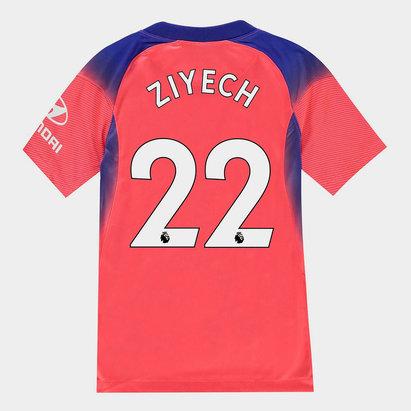 Nike Chelsea Hakim Ziyech Third Shirt 20/21 Kids