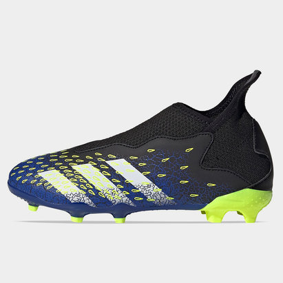 adidas Predator Freak .3 Laceless Childrens FG Football Boots