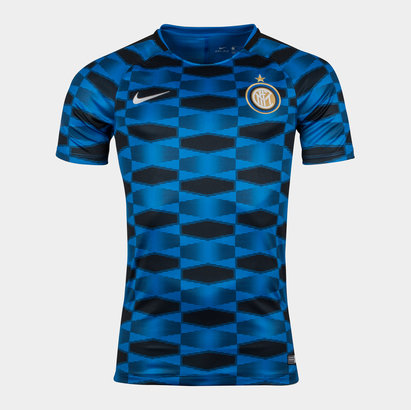 Nike Inter Milan 17/18 Dry Squad Football Training Top