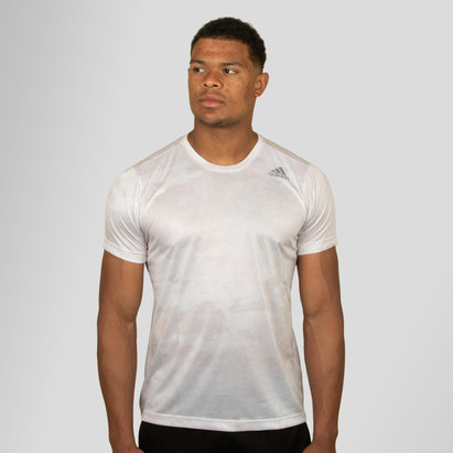 adidas FreeLift Climacool G1 S/S Training T-Shirt