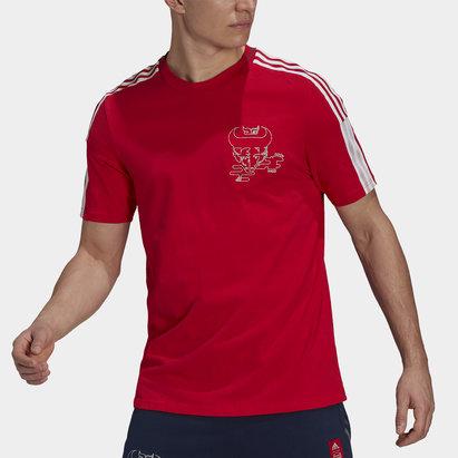 adidas Arsenal Chinese New Year T-Shirt Mens