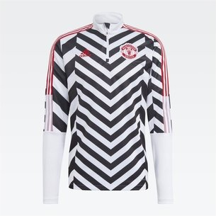 adidas Manchester United Graphic Track Top Mens