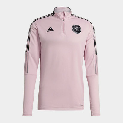adidas Inter Miami Training Top 2021 Mens