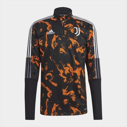 adidas Juventus Graphic Track Top Mens