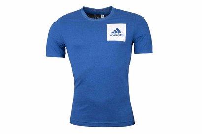 adidas Essentials Chest Logo T-Shirt