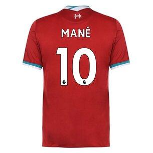Nike Liverpool Sadio Mane Home Shirt 2020 2021