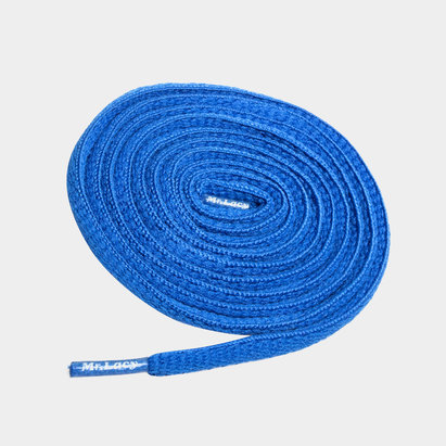 Mr Lacy Hydrophobic Royal Blue Performance Laces