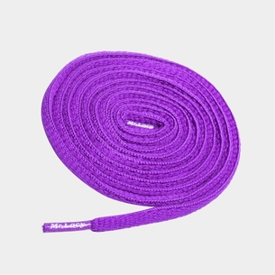 Mr Lacy Hydrophobic Violet Performance Laces
