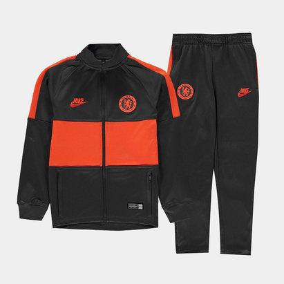 Nike Chelsea FC Strike Tracksuit Junior Boys