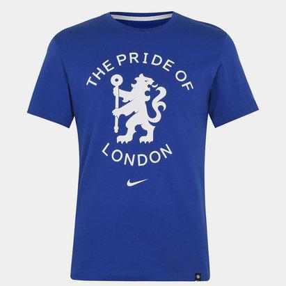 Nike Chelsea FC Pride T Shirt Mens