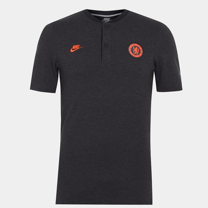 Nike Chelsea FC Core Polo T Shirt Mens