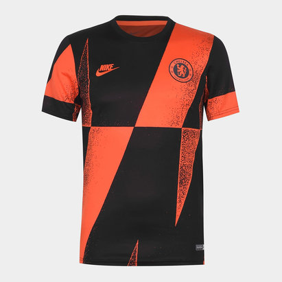 Nike Chelsea FC Pre Match Jersey Mens