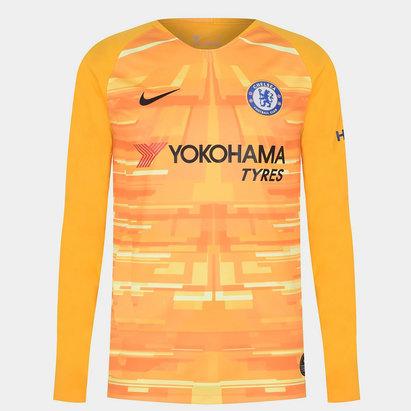 Nike Chelsea FC Home Goalkeeper Jersey Mens
