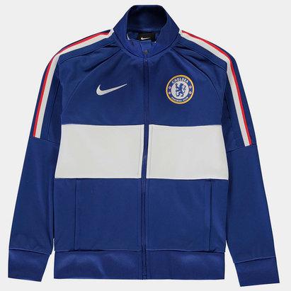 Nike Chelsea FC Track Jacket Junior Boys