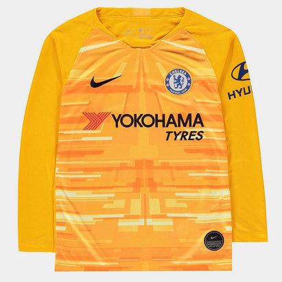 Nike Chelsea FC Goalkeeper Jersey Junior Boys