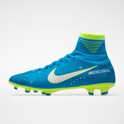 a187013c1 Nike Mercurial Superfly V D-Fit Neymar Kids FG Football Boots