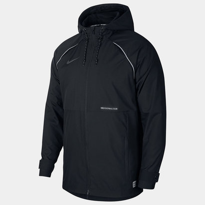 Nike AW Fan Football Jacket Mens