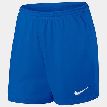 Nike Park II Football Shorts Ladies